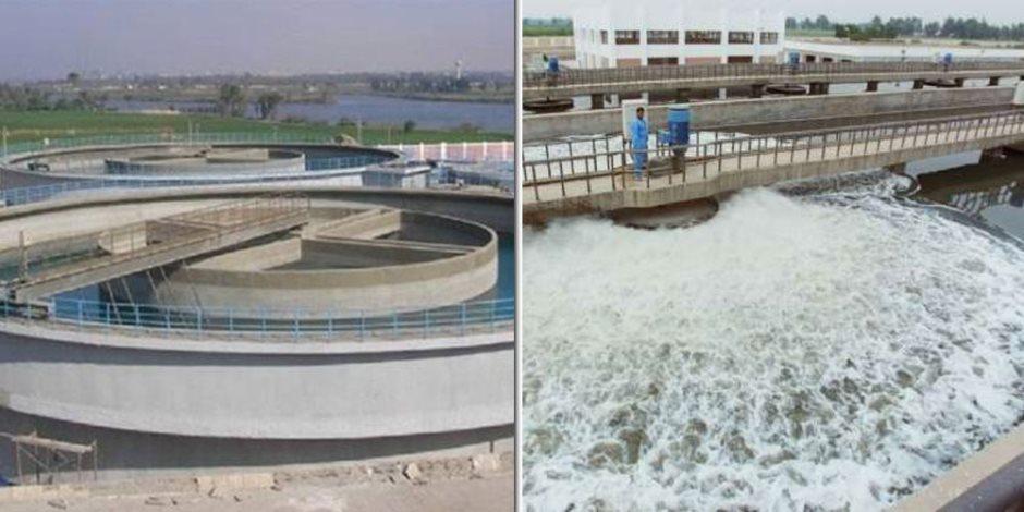 """لمدة 24 ساعة تبدأ 10 مساء اليوم .. """"الإحلال والتجديد"""" يقطع المياه عن 6 مناطق بالجيزة"""