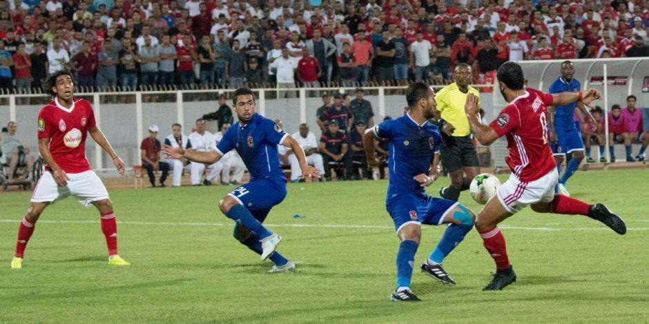 النجم الساحلى حدد طائرة خاصة لنقل الفريق التونسي إلى الإسكندرية