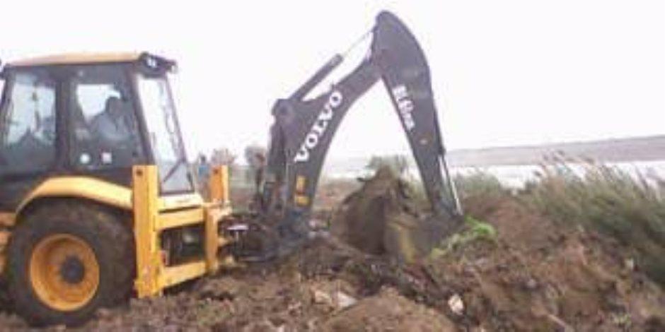 مدير أمن سوهاج : إزالة 13 حالة تعدي على الأراضي الزراعية وأملاك الدولة بــ 3 مراكز