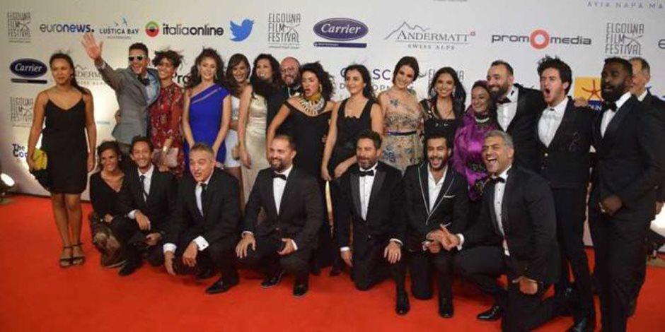 مهرجان الجونة السينمائي يكرم المفوضية السامية للأمم المتحدة لشؤون اللاجئين