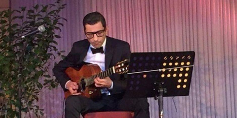 وحيد ممدوح يقدم أشهر مؤلفاته الموسيقية بالأوبرا