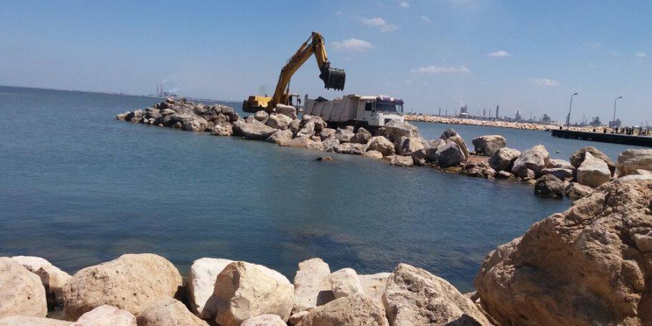 """""""الري"""": عودة محطة مياه الأقصر للعمل بكامل طاقتها"""