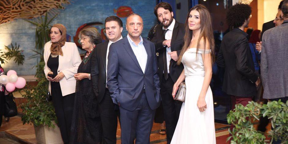 شاهد.. نجوم الفن يحضرون حفل افتتاح مهرجان الإسكندرية السينمائي (صور)