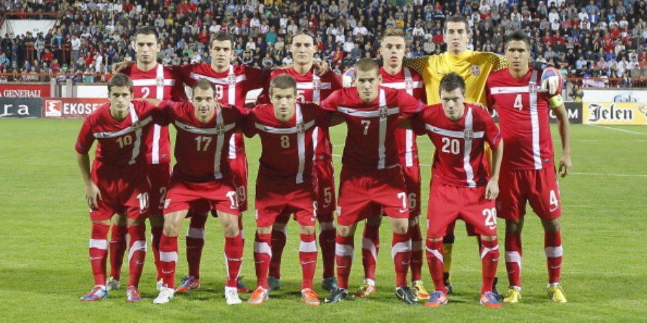 كأس العالم 2018.. تشكيلة صربيا الشابة تسعى للإقناع والإمتاع في روسيا