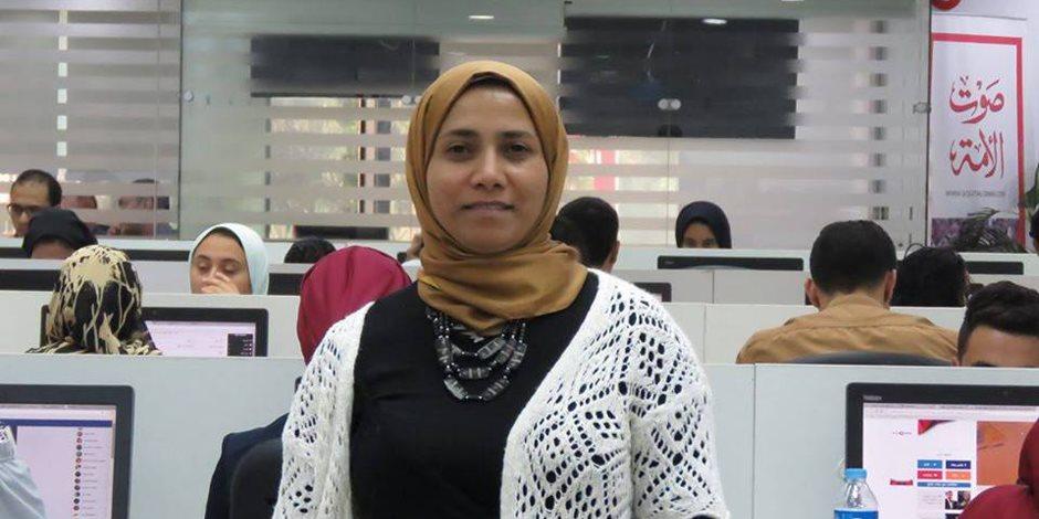المفتي ووزير الأوقاف يقدمان واجب العزاء للزميلة منال القاضي في وفاة عمها