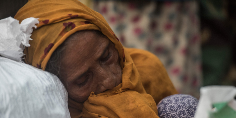 مفوضية اللاجئين قلقة على عشرات من الروهينجا فى قارب باتجاه ماليزيا
