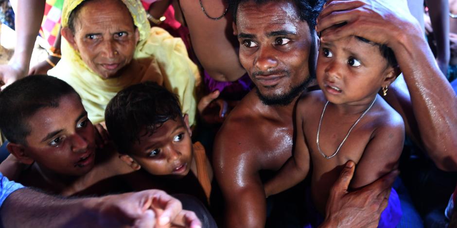 من ميانمار إلى بنجلاديش.. قصة هروب الروهينجا من الموت
