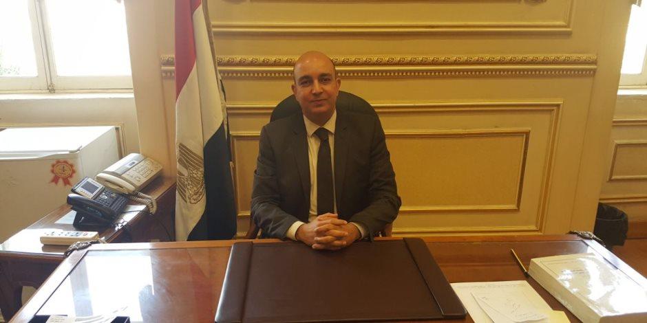 """""""رئيس المصرية للأتصالات"""" أمام البرلمان الثلاثاء القادم بسبب أزمة """"رواتر"""" Te- Data"""
