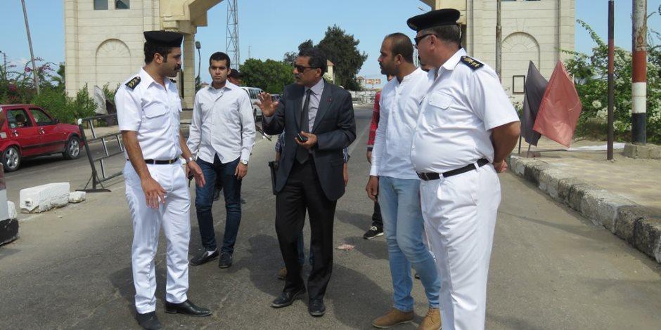 القبض على عاطل بحوزته سلاح ناري وهيروين في أبو صوير بالإسماعيلية