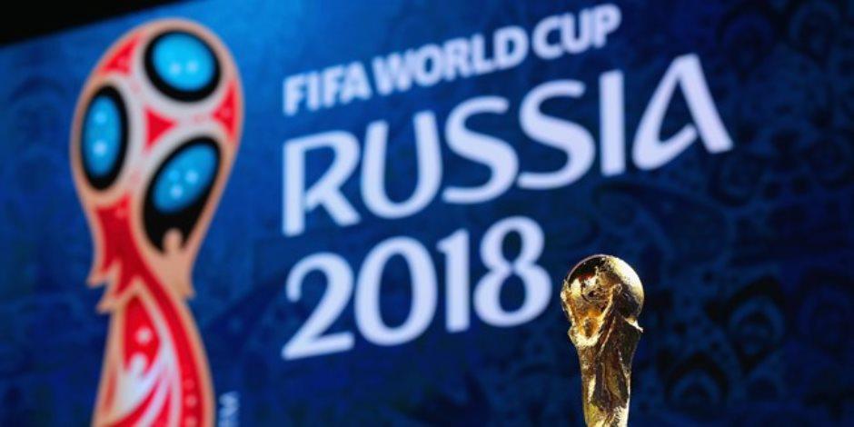 خريطة المراكز الصحفية لتغطية فعاليات كأس العام في روسيا 2018