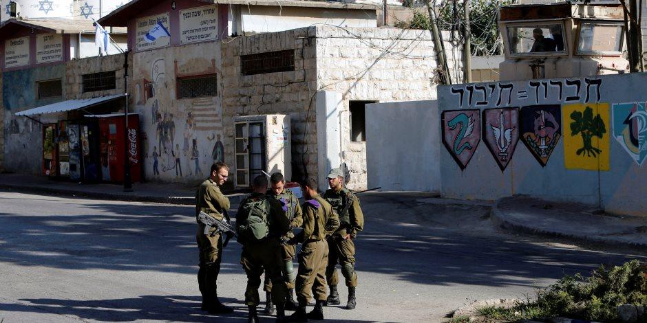الاحتلال اﻹسرائيلي يشرع في بناء مقطع من جدار الفصل  العنصري شرق بيت لحم