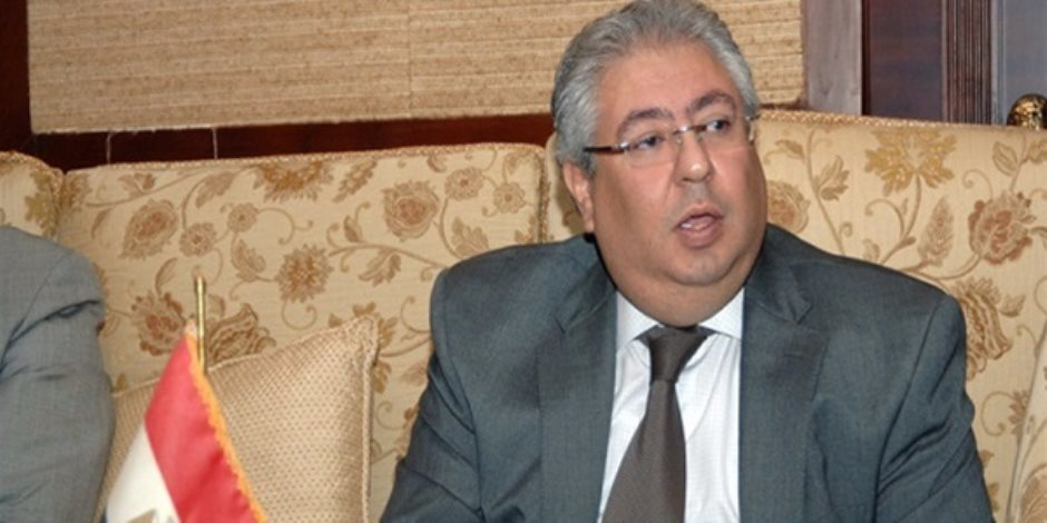 القيادات الدبلوماسية المصرية بالخرطوم يهنئون مسيحيي السودان بعيد القيامة المجيد
