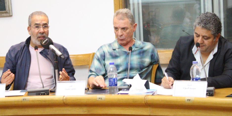 الأقصر الأفريقي يبدأ أولى اجتماعاته بحضور محمود حميدة ومدحت العدل