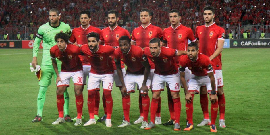غلق الشوارع بحي السلام من أجل مشاهدة مباراة الأهلي والوداد (صور)