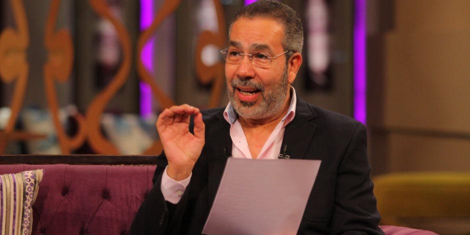 مدحت العدل: تامر مرسي وياسر سليم تمكنا من ملء عين وعقل المشاهد المصري والعربي