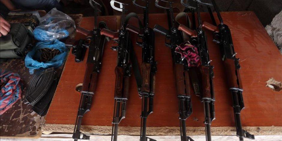 مسؤول: انفجارات ومعركة بالأسلحة فى مدينة بشرق أفغانستان