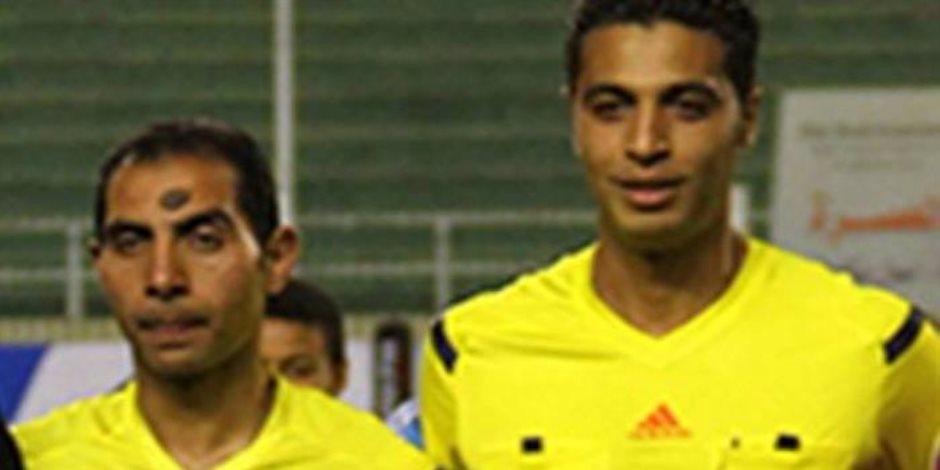 حكام مباراة الزمالك والمصري يديرون موقعة الأبيض ودجلة