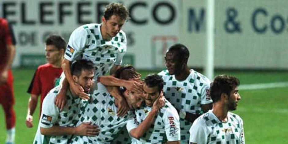 موريرينسي البرتغالي يقيل مدربه بعد الهزيمة بثلاثية