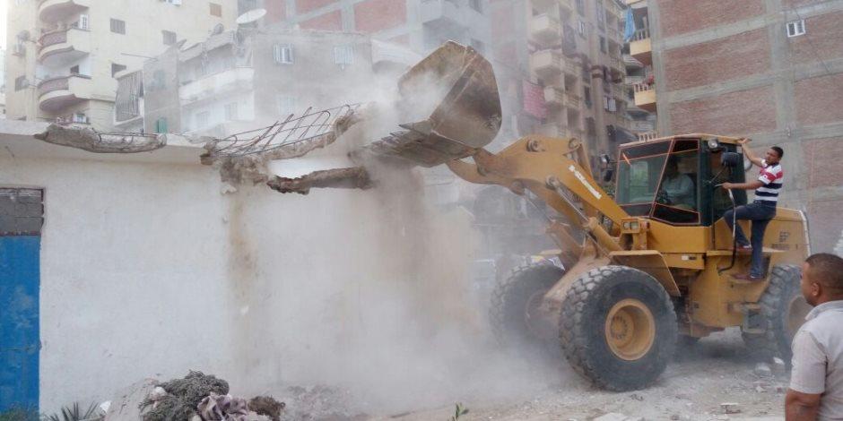 ماذا قالت «لجنة الإسكان» عن اعتماد الأحوزة العمرانية والقضاء على ظاهرة البناء المخالف؟
