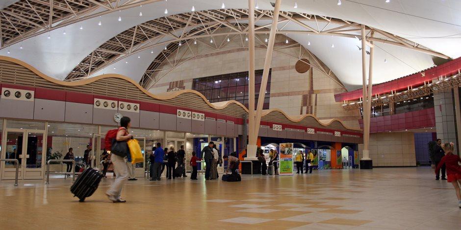 س & ج تفاصيل تطوير مبنى الركاب 2 بمطار شرم الشيخ لاستيعاب 20 مليون مسافر