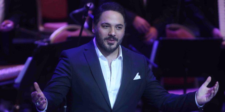 رامي عياش يبهر جمهور مهرجان الموسيقى العربية الـ 26 (صور)