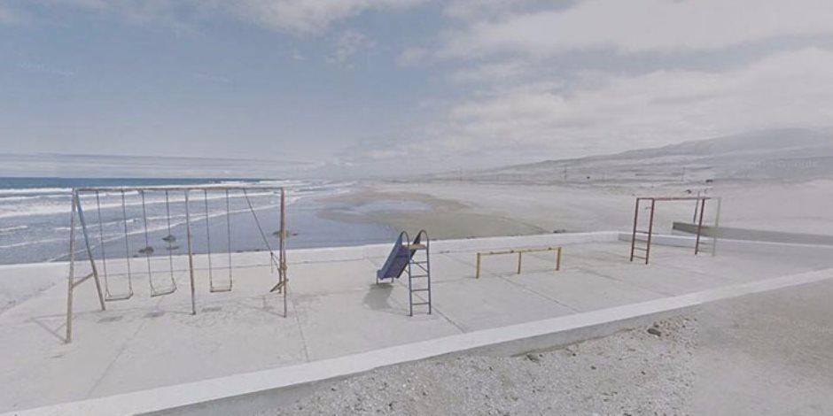 نيوزلندية تعاني من فوبيا الأماكن الواسعة تسافر حول العالم من خلال خرائط جوجل