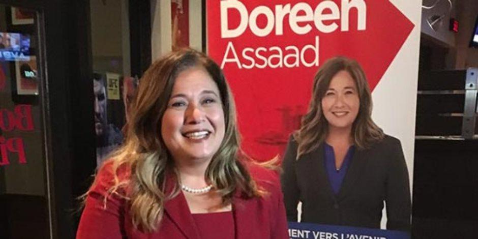 لأول مرة في تاريخ كندا.. دورين أسعد أول مصرية تفوز بمنصب عمدة