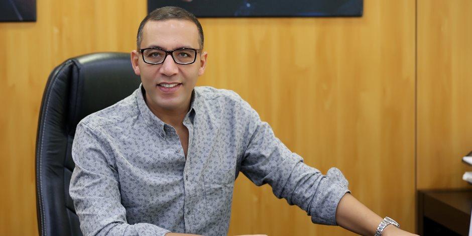 خالد صلاح: فرض ضرائب على إعلانات فيس بوك وجوجل أهم خبر فى 2018