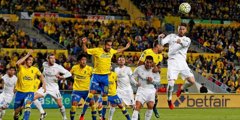 إشبيلية ضيفا ثقيلا على ريال مدريد في سانتياجو برنابيو