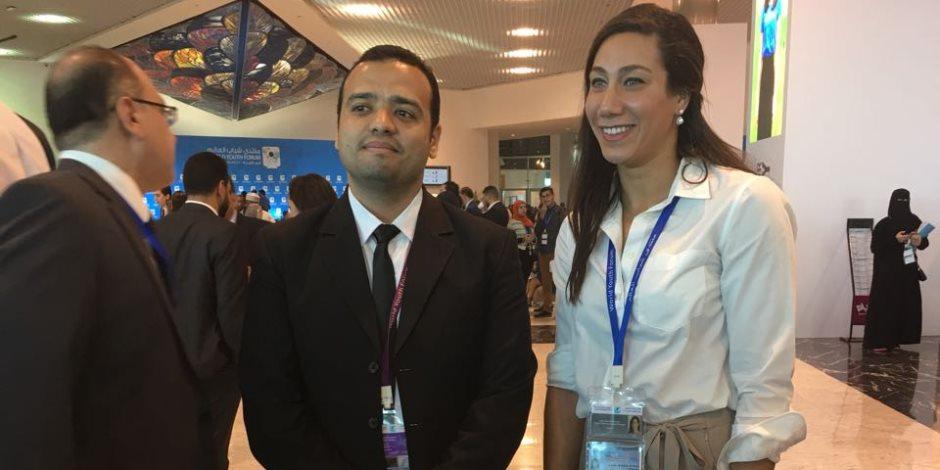 فريدة عثمان تتسلم جائزة محمد بن راشد آل مكتوم للإبداع الرياضي