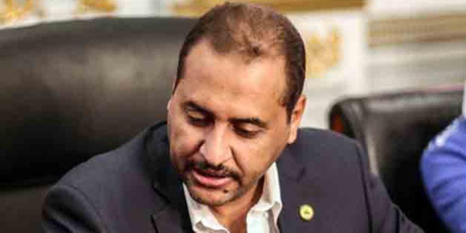 وزير النقل يستجيب للنائب حسين فايز أبو الوفا لتطوير محطة قطار دشنا والوقف (صور)