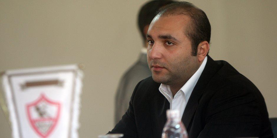 وزارة الشباب والرياضة تحيل شكوى العتال وجورج بـ«مخالفات الزمالك» إلى اللجنة الأولمبية المصرية