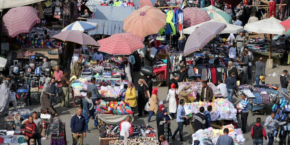 الخامسة مساء بتوقيت القاهرة.. عدد سكان مصر في الداخل 97 مليون نسمة