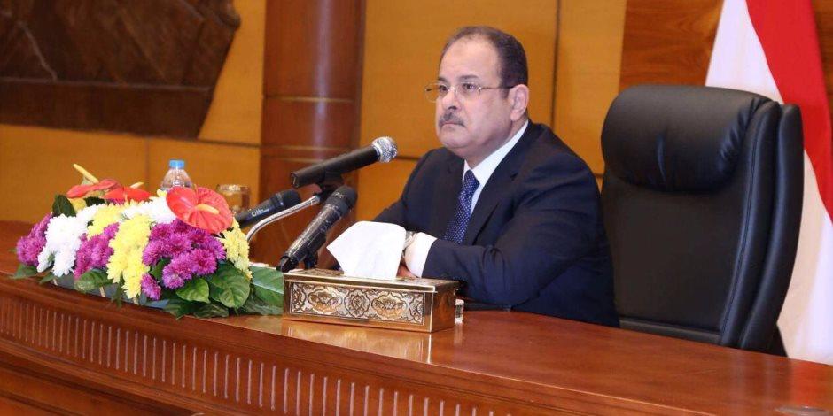 وزير الداخلية يعتمد أسماء المقبولين باكاديمية الشرطة