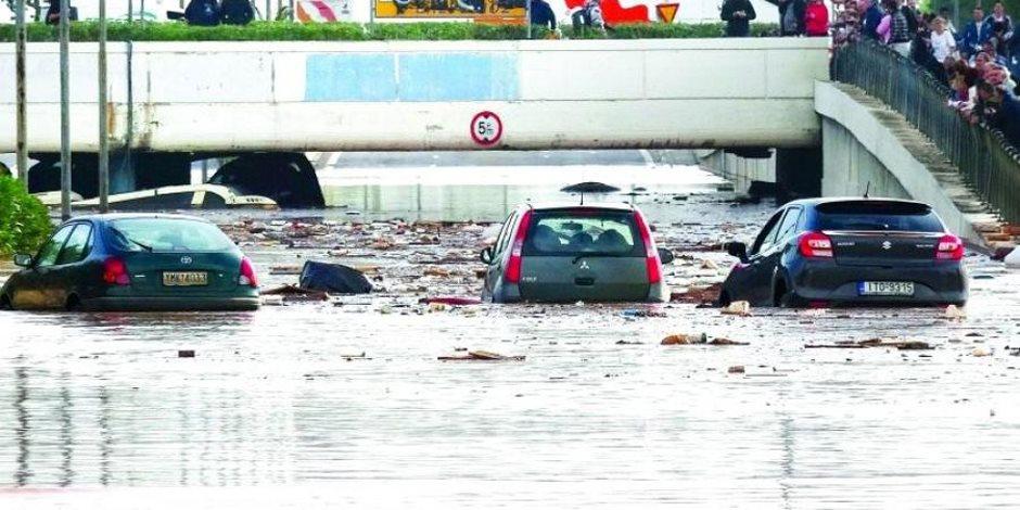 مخاطر الطقس والمناخ والمياه في 50 عاما: شكلت 50% من كوارث العالم.. و45% من الوفيات المبلغ عنها و74% من الخسائر الاقتصادية