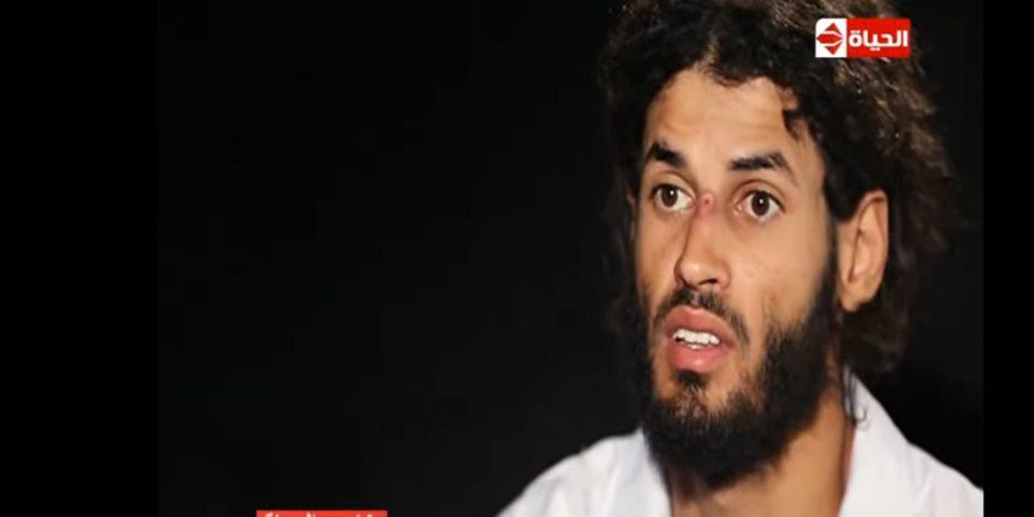 """إرهابي الواحات يكشف أسرار المعركة مع الأمن.. ويوضح أسباب فشل العودة إلى ليبيا بـ""""الحايس"""""""