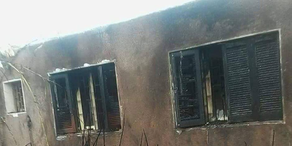السيطرة على حريق بمخزن أدوات منزلية فى باب الشعرية