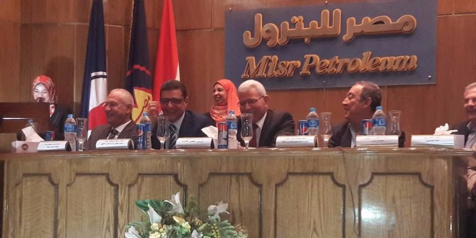 قائمة محمود طاهر في هيئة مصر للبترول للترويج للبرنامج الانتخابي
