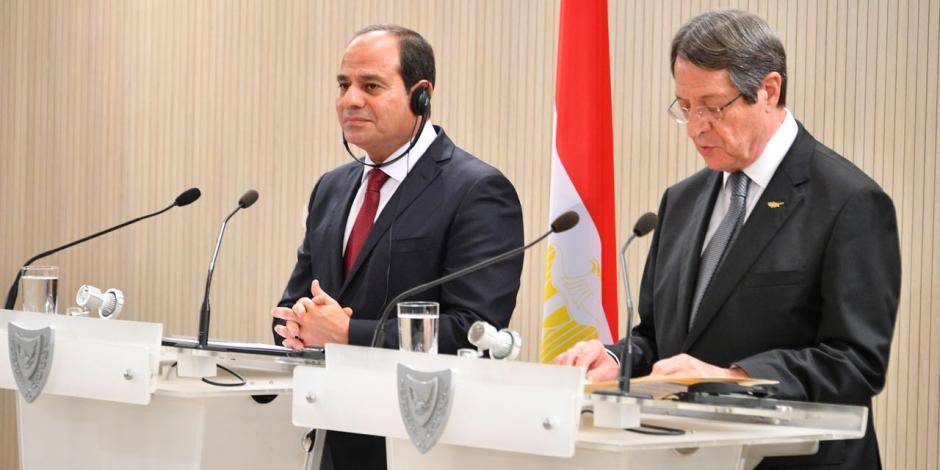 سياسيون: تدخل تركيا في اتفاقية ترسيم الحدود بين مصر وقبرص مرفوض