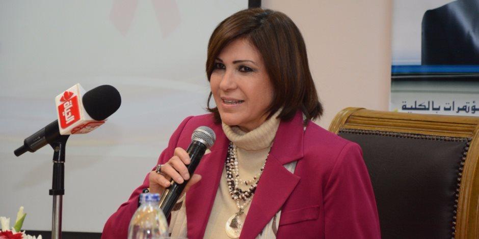 سوزان قلينى: الثقافة في مصر «ذكورية».. ويجب تخصيص كوتة للمرأة في مجلس الشيوخ