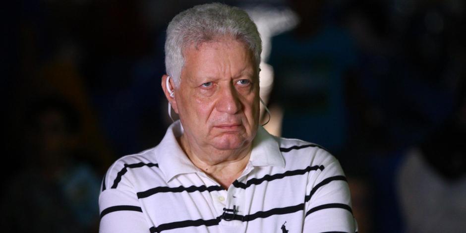 مرتضى منصور يصل لمجلس الدولة وسط تشديدات أمنية