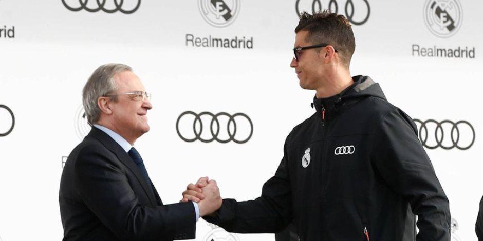 شركة عالمية تهدي نجوم  ريال مدريد أحدث السيارات