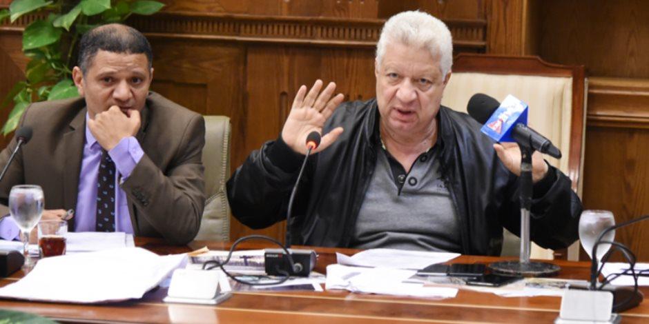 مرتضى منصور لـ ON Sport: محمد إبراهيم مش أغلى من كهربا وعبد الشافي