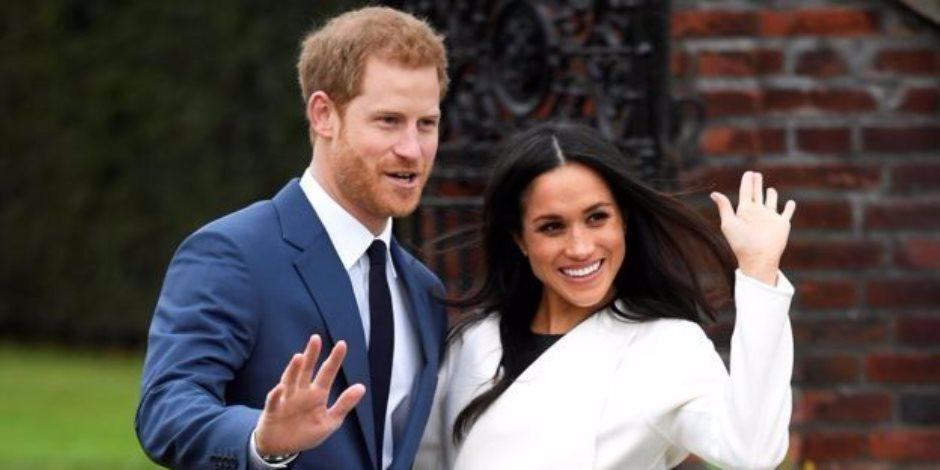 الأمير هاري وميجان ماركل يكشفان أسرار اللقاء الأول بملكة بريطانيا