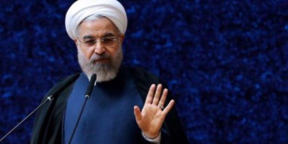 """إيران تنتفض ضد أمريكا وترفض مطالبها.. روحانى يرد على تصريحات """"بومبيو"""": لا تحددون لنا ما ينبغى فعله.. وجواد ظريف: تكررون خياراتكم الخائطة"""