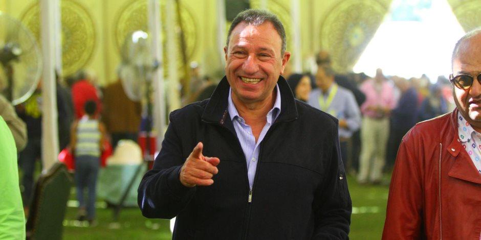 أول تصريح من محمود الخطيب بعد فوزه في انتخابات الأهلي