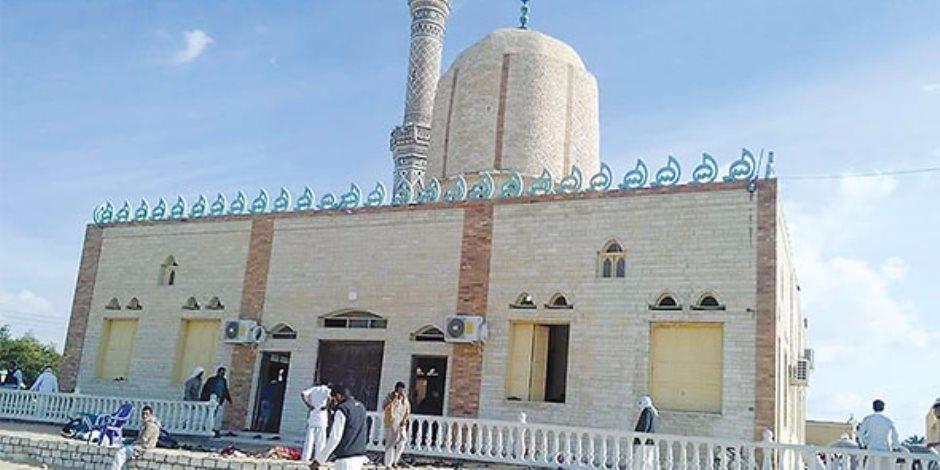لافتتاحها في ذكرى حادث المسجد.. هكذا انتهت مشروعات قرية الروضة ببئر العبد (صور)