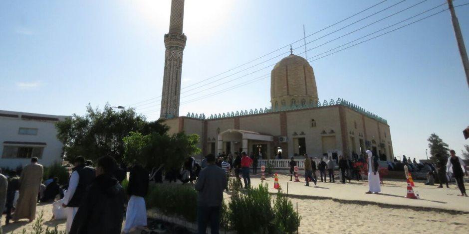 بعد 3 أعوام من حادث مسجد الروضة.. كيف انتهكت جماعة الإخوان حرمة المساجد للانتقام من المصريين؟
