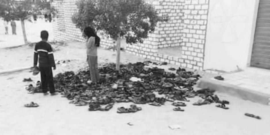 """حصاد 2017 الأيام العجاف.. الإرهاب يقتل المصلين في """"مسجد الروضة"""""""