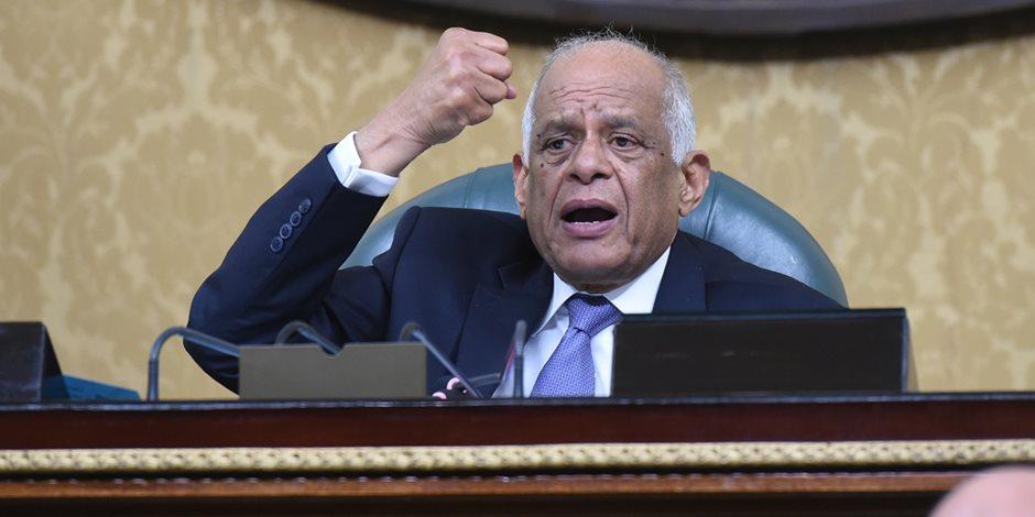 رئيس البرلمان يصل القاهرة عقب مشاركته باجتماعات الاتحاد البرلمانى بجنيف